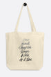 One Word at a Time Eco Tote Bag | V.E. Schwab Official Collection