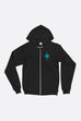 Stay Nerdy Unisex Zip Up Hoodie | Sartorial Geek