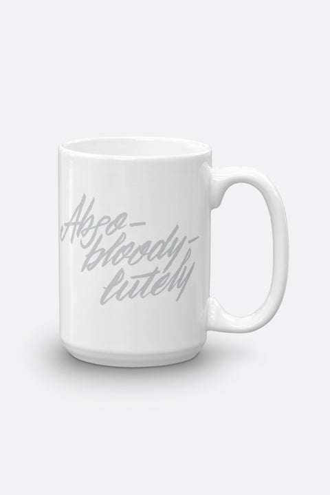 Abso-bloody-lutely Mug | Mackenzi Lee