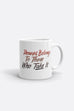 Power Belongs to Those Who Take It Mug | V.E. Schwab Official Collection