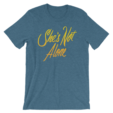 She's Not Alone | Patreon Exclusive Tee
