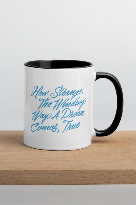 The Winding Way Colorful Mug | The Invisible Life of Addie LaRue