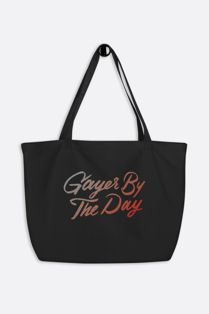 Gayer by the Day Large Eco Tote Bag | V.E. Schwab Official Collection