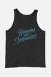 Werewolves Not Swearwolves Unisex Tank Top