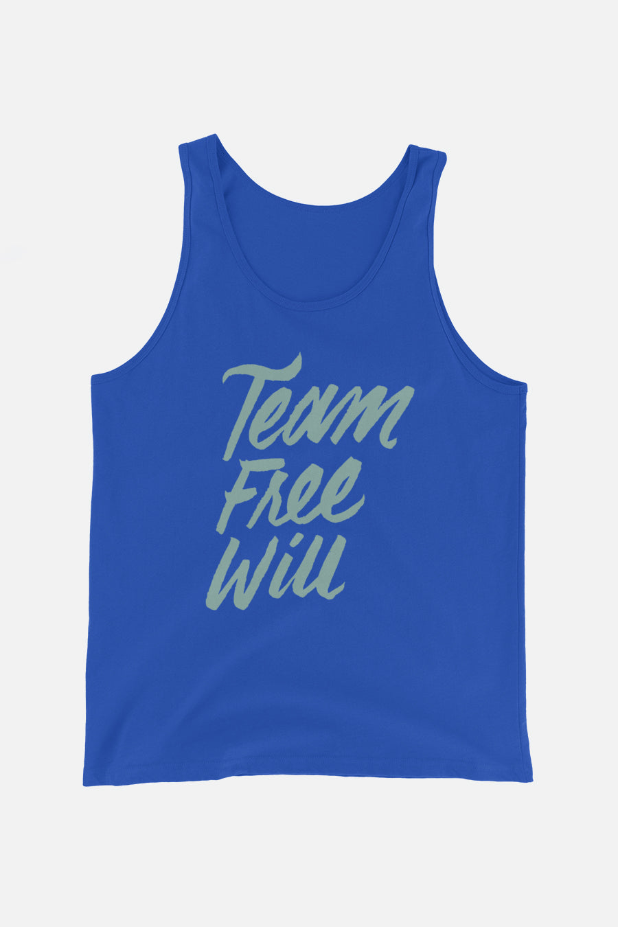 Team Free Will Unisex Tank Top