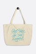 God Bless the Book People Large Eco Tote Bag | Mackenzi Lee