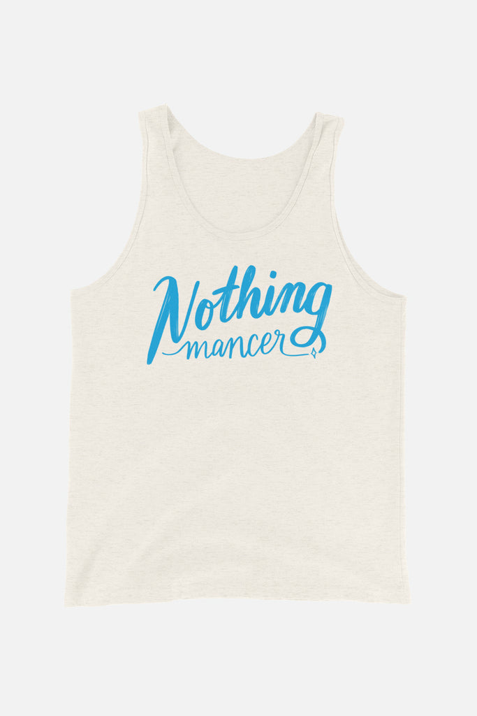 Nothing-mancer Unisex Tank Top