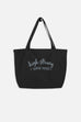 High-Strung Super Nerd Large Eco Tote