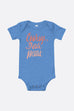 Courage Dear Heart Baby Onesie