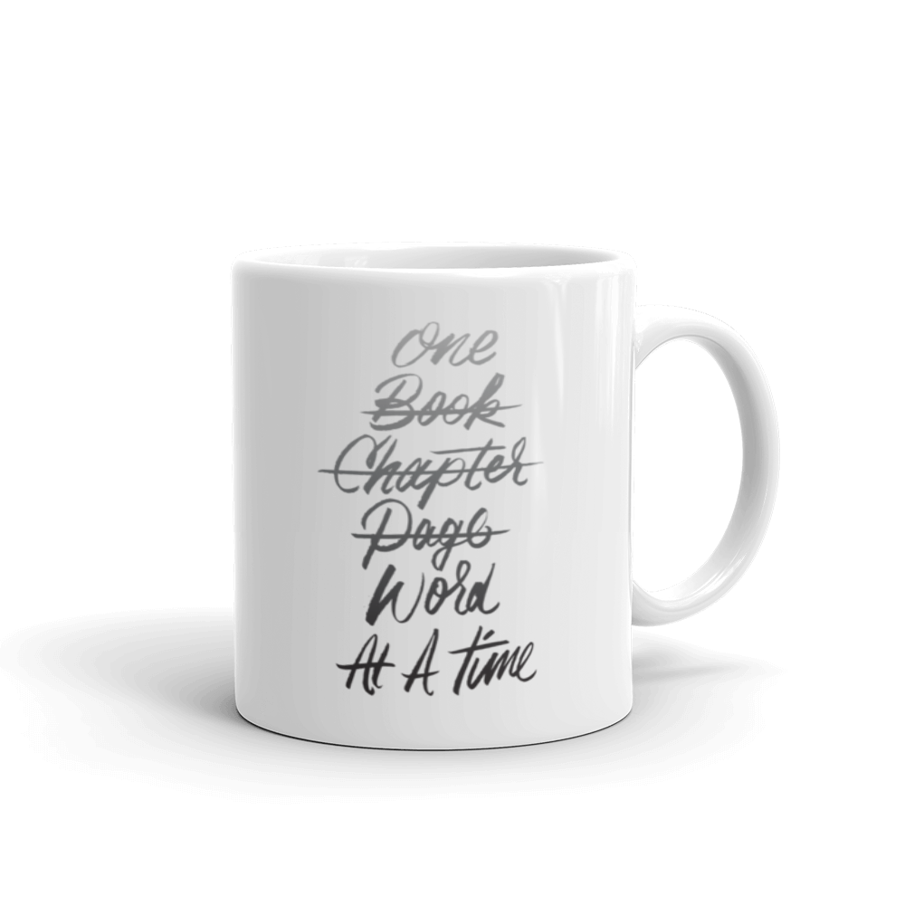 One Word Mug | V.E. Schwab Official Collection