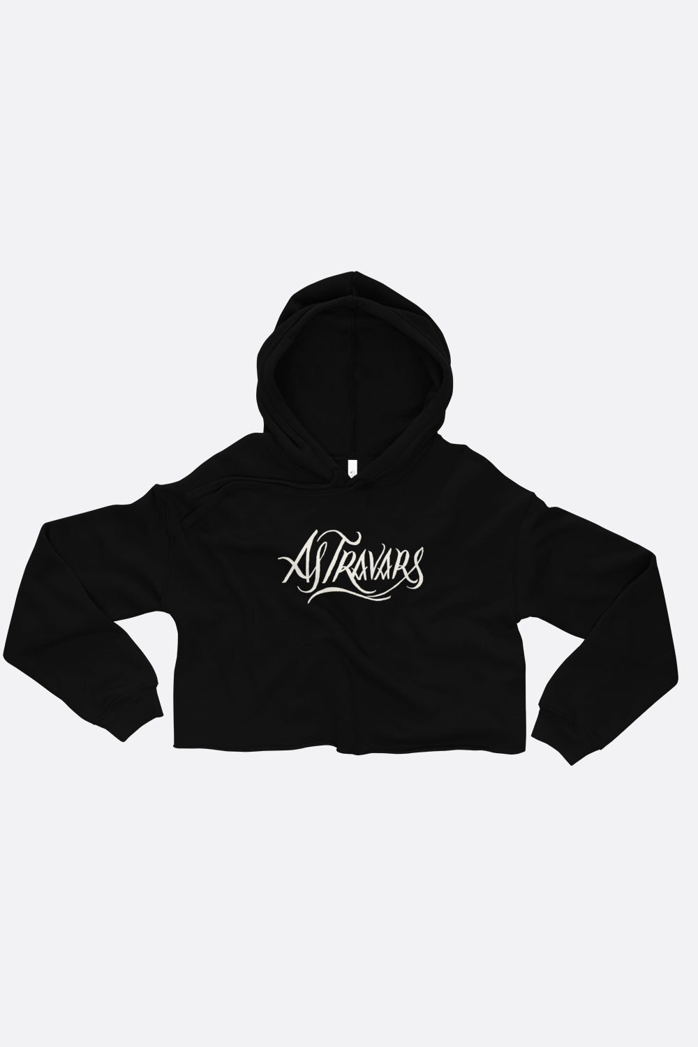 As Travars Crop Hoodie | V. E. Schwab Official