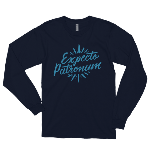 Expecto Long Sleeve Shirt | Patreon Exclusive