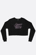 Space Witch Crop Sweatshirt