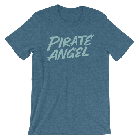 Pirate Angel Unisex T-Shirt | Patreon Exclusive