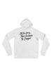 Get Up Unisex Hoodie | V.E. Schwab Official Collection