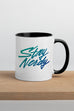 Stay Nerdy Colorful Mug | Sartorial Geek