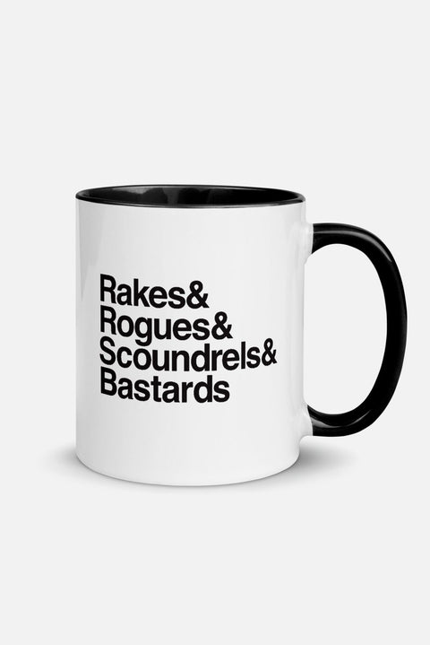 Rakes & Rogues Colorful Mug | Sarah MacLean