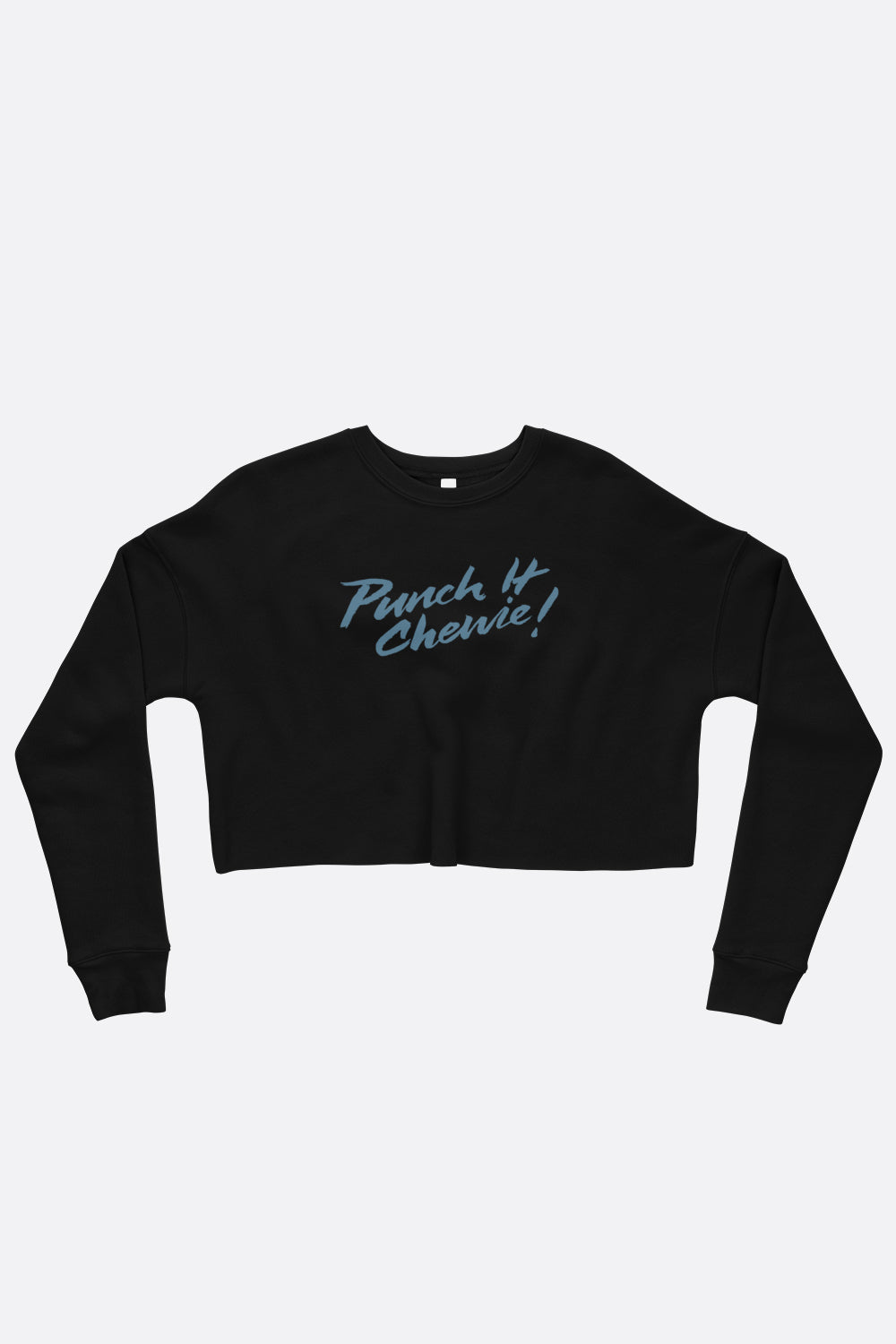 Punch It, Chewie Crop Sweatshirt