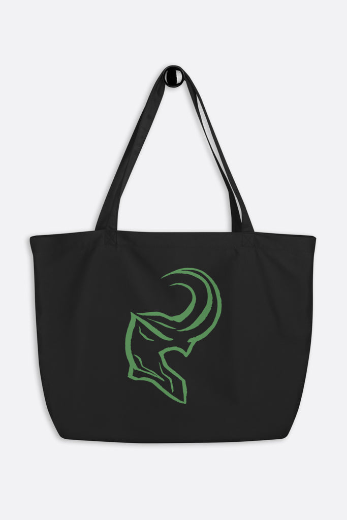 Trickster Large Eco Tote Bag