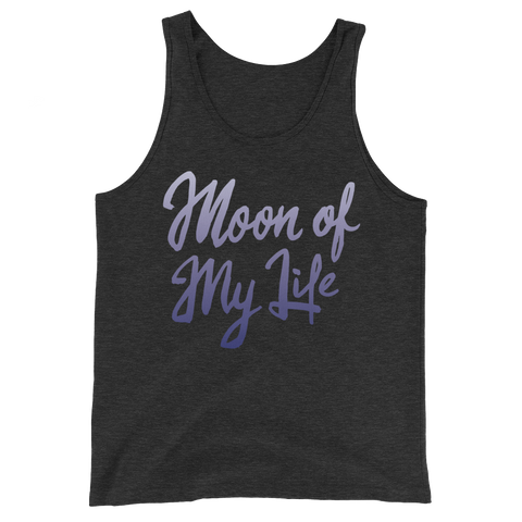 Moon of My Life Unisex Tank Top | Patreon Exclusive