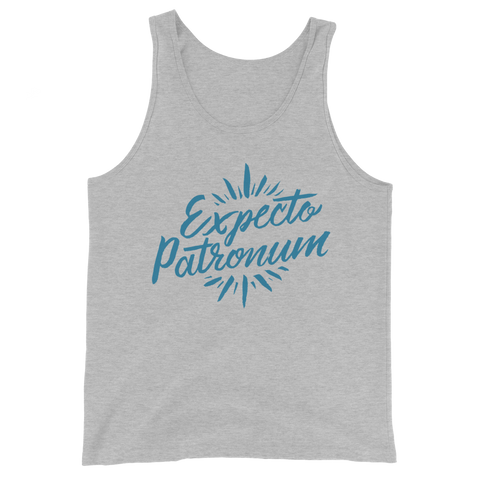 Expecto Unisex Tank Top | Patreon Exclusive