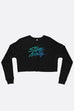 Stay Nerdy Crop Sweatshirt | Sartorial Geek