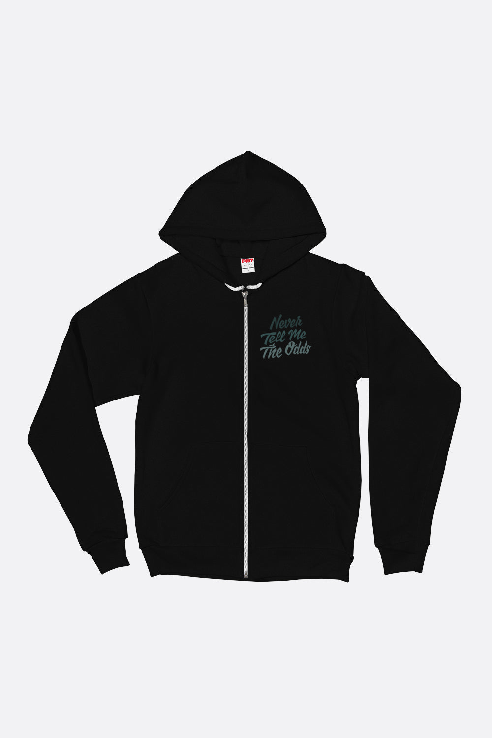 Never Tell Me the Odds Zip Up Hoodie