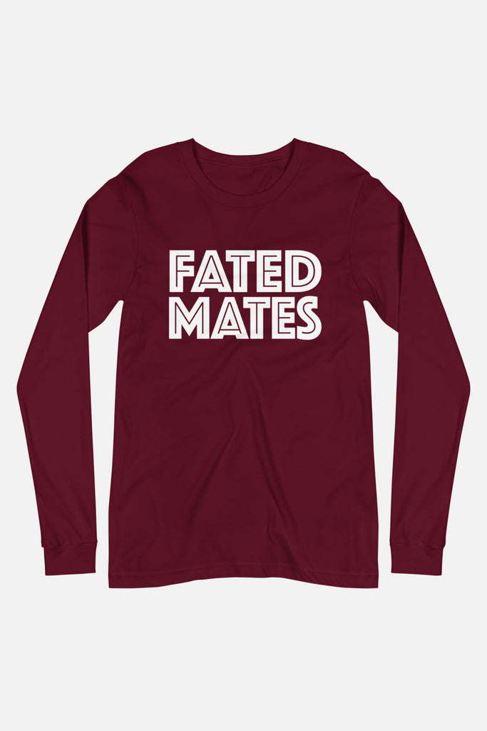 Fated Mates Unisex Long Sleeve Tee