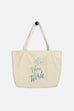 As You Wish Large Eco Tote Bag