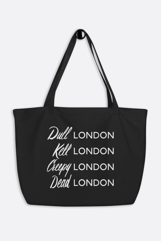 Londons Large Eco Tote Bag | Shades of Magic
