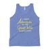 I Want Adventure Unisex Tank Top