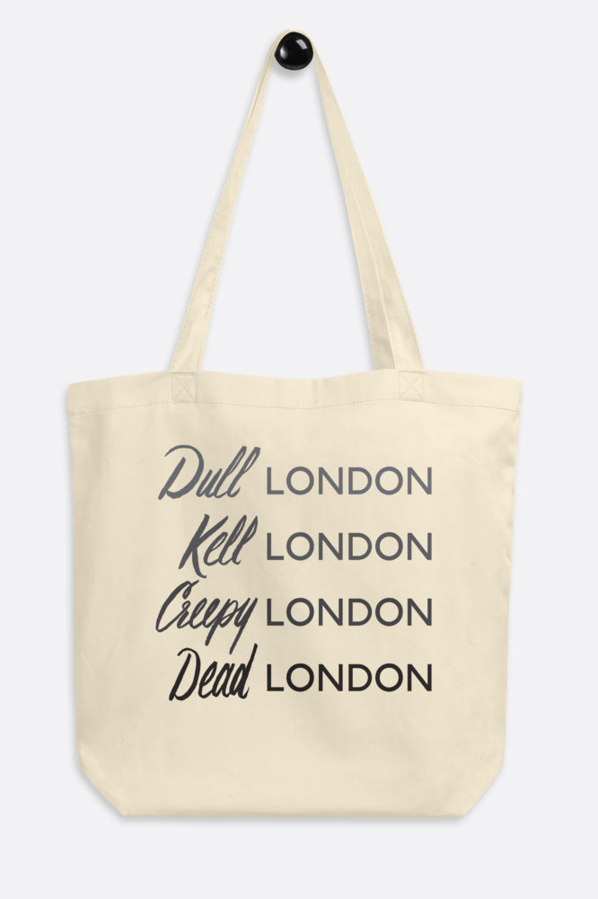 Londons Eco Tote Bag | Shades of Magic