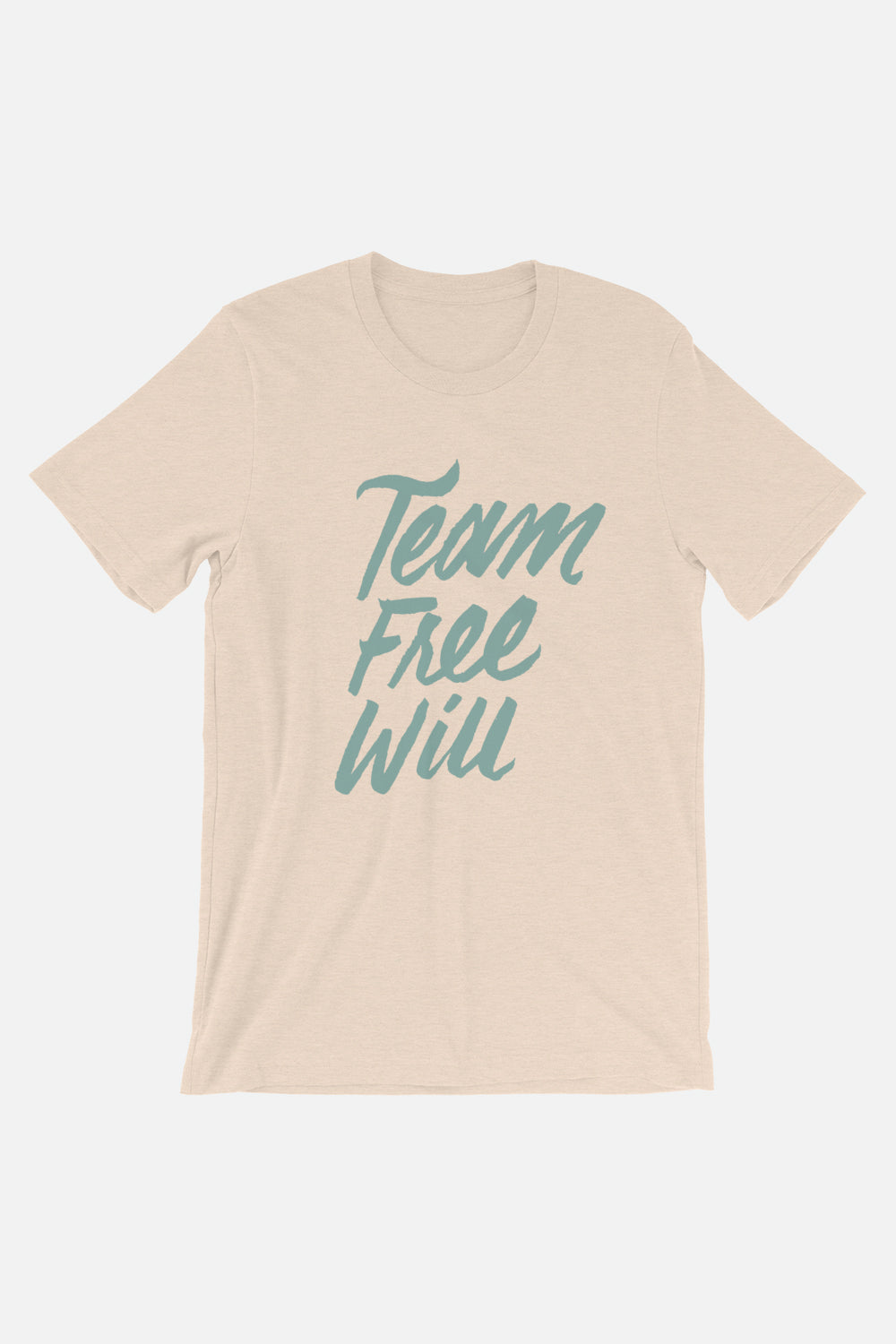Team Free Will Unisex T-Shirt