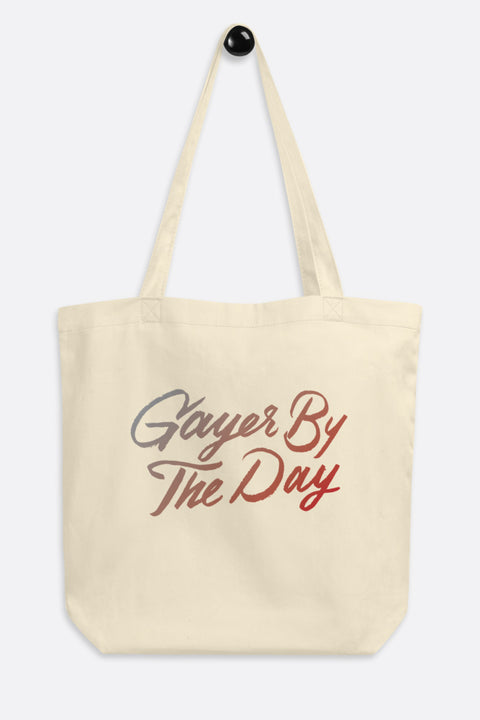 Gayer by the Day Eco Tote Bag | V.E. Schwab Official Collection
