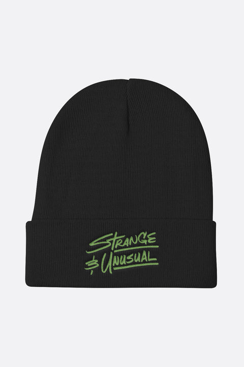 Strange and Unusual Beanie
