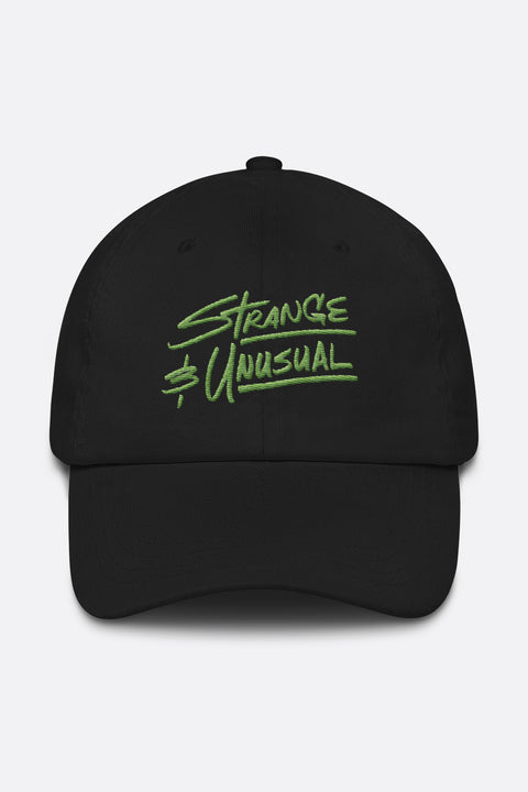 Strange and Unusual Dad Hat