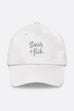 Swish & Flick Dad Hat