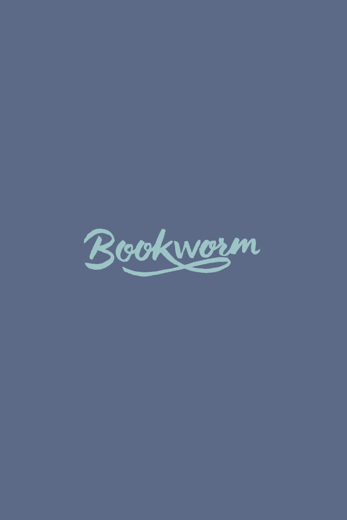 Bookworm Free Phone Wallpaper