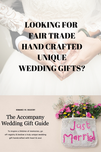 The Wedding Gift Guide | Accompany