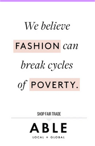 ABLE - Transforming The Fashion Industry