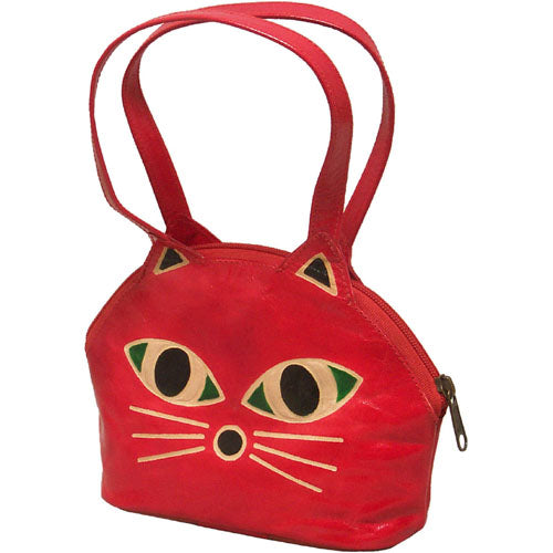 Sassy Cat Purse