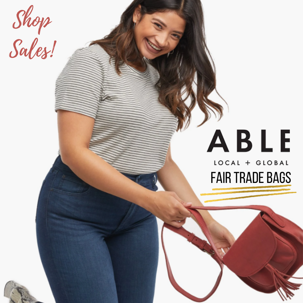 More Than A Sale Sale | Bags | ABLE