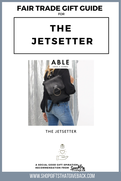 Fair Trade Gift Guide the jetsetter