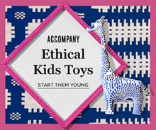 Ethical kids toys