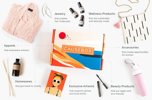 CAUSEBOX | Social Good Subscription Box