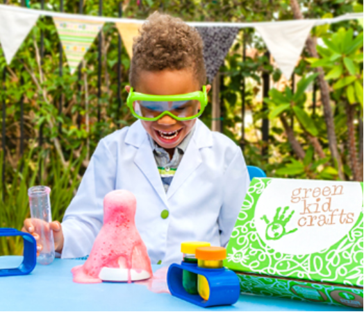 Science and Craft Kits for Kids