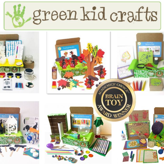 Eco friendly Gifts For Kids
