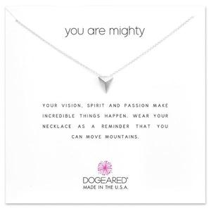You Are Mighty Necklace