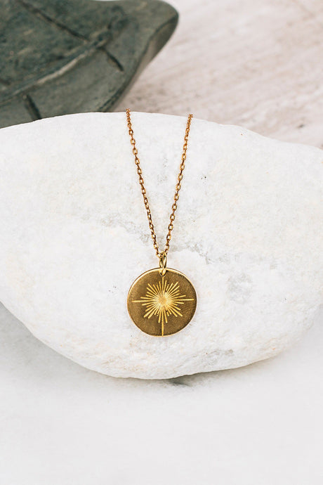 Fair Trade North Star Necklace