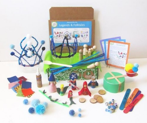 Kids Creative Discovery Gift
